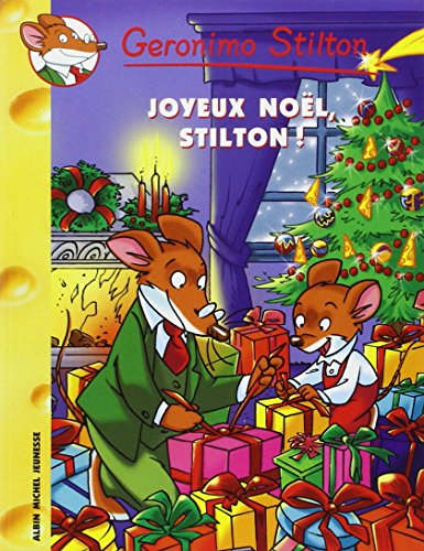 Geronimo STILTON (16) : Joyeux Noël, Stilton !