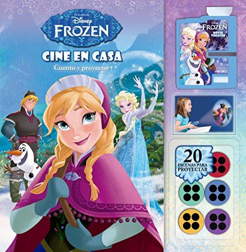Frozen. Cine en casa: Cuento con proyector (Disney. Frozen)