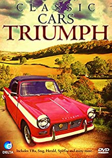 Classic Cars - Triumph [DVD] (B00AYE42F6) | Amazon price tracker / tracking, Amazon price history charts, Amazon price watches, Amazon price drop alerts