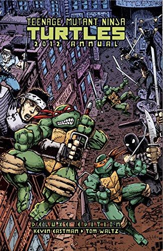 Teenage Mutant Ninja Turtles: Annual 2012 Deluxe Edition ...