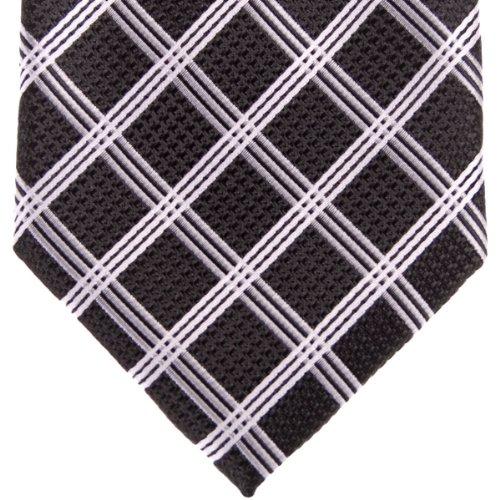 Retreez - Cravate - Homme Noir - Noir