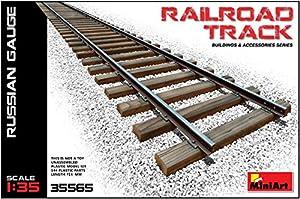 Unbekannt Mini Tipo 35565-Accesorios de construcción-Rail Road Track