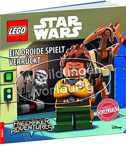 Preisvergleich Produktbild LEGO® Star Wars™ Ein Droide spielt verrückt: Mini-Bilderbuch