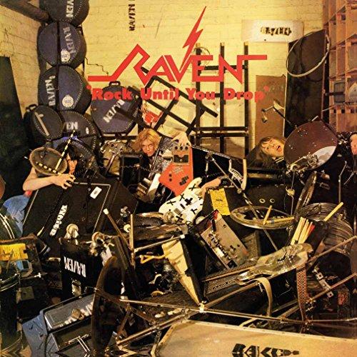 Raven: Rock Until You Drop [Vinyl LP] (Vinyl)