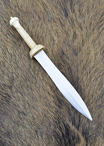 Gladiatorendolch mit Knochengriff echt Gladius Varus Pompeji-Fund Römer Gladiator Kalkriese -