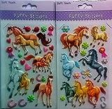 Sticker Pferde Soft