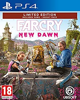 Far Cry New Dawn Limited Edition (Exclusive to Amazon.co.uk) (PS4) (B07L8X9MRP) | Amazon Products