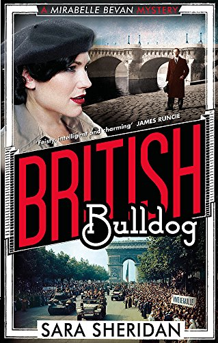 British Bulldog (Mirabelle Bevan, Band 4) Band-service Plate