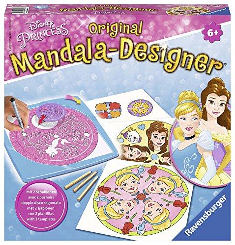 Ravensburger 29702 - Disney Princess - Mandala Designer Midi (Disney Princess Designer)