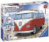 Ravensburger Italy 12516 6 - Puzzle 3D Camper Volkswagen T1 immagine