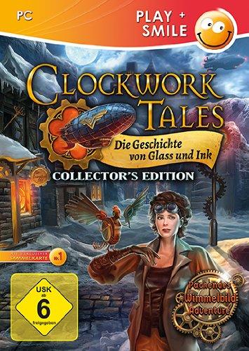 Clockwork Tales: Die Geschichte von Glass und Ink (Collector's Edition)