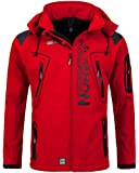 Geographical Norway Herren Tambour Herren Softshell Jacke