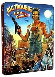 Big Trouble In Little China Steelbook [Blu-ray]
