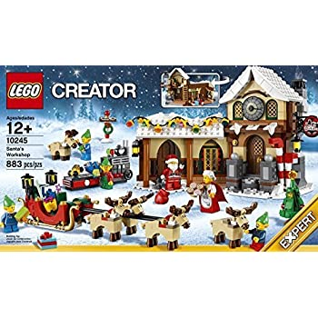 Lego Creator 10245 Santa's Workshop: Amazon.co.uk: Toys & Games