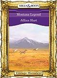 Montana Legend (Mills & Boon Historical)