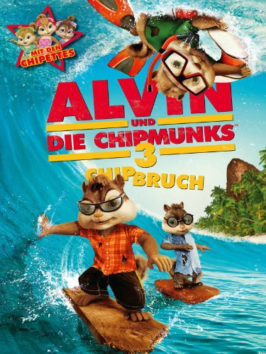 Alvin und die Chipmunks 3: Chipmunks [dt./OV]