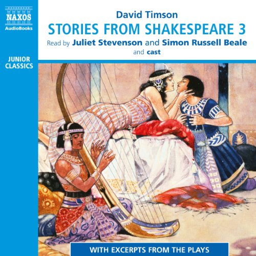 Stories from Shakespeare 3  Audiolibri