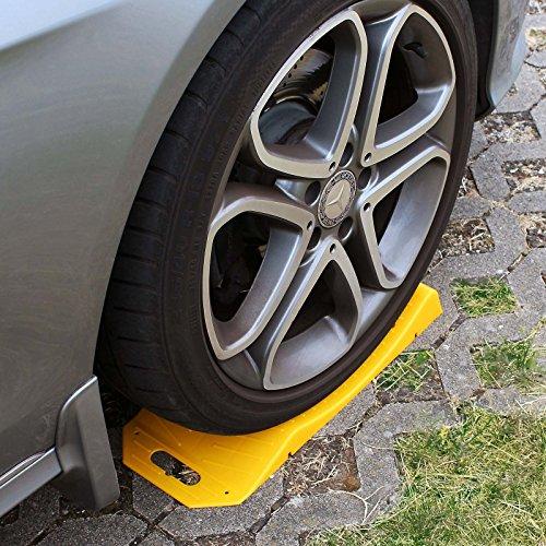 Reifenschoner 49,5 x 21,5 x 66 mm Reifenbett zur schonenden Lagerung