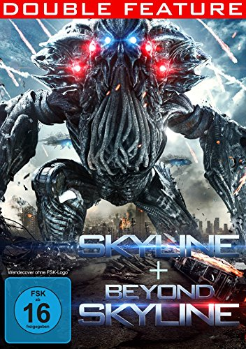 Skyline + Beyond Skyline - Double Feature [2 DVDs]