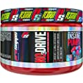 ProSupps NO3 Drive Powder Nitric Oxide Amplifier, Blue Razz, 144 Gram by PRO SUPPS by ProSupps