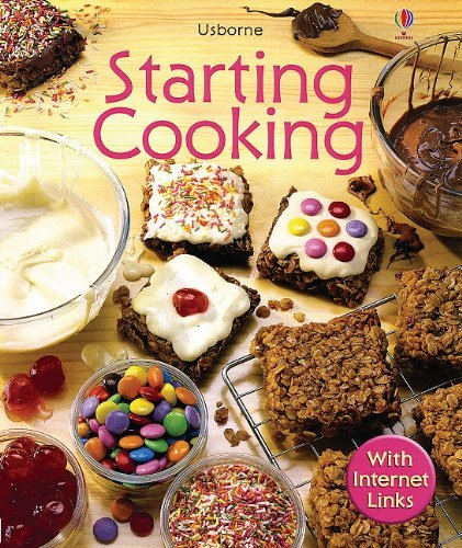 Starting Cooking - Internet Linked (First Skills) by Gill Harvey (2005-01-06)