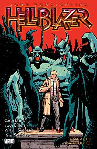 John Constantine, Hellblazer Vol. 8 Cover Image