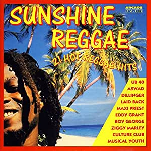 Sunshine Reggae 21 Hot Reggae