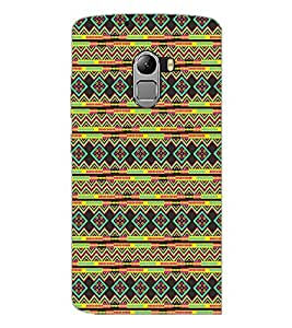 PrintDhaba Pattern D-5234 Back Case Cover for LENOVO VIBE X3 c78 (Multi-Coloured)