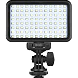 Andoer 96 LED Camera Light, 6000K Dimmable Video Light CRI90+ compatible with Canon Nikon Sony DSLR Camera Camcorder…
