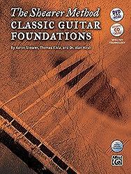 The Shearer Method: Classical Guitar Foundations