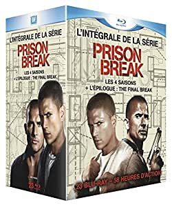 Prison Break - L'intégrale des 4 saisons + l'épilogue The Final Break [Blu-ray]