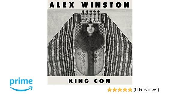 alex winston king con vinyl