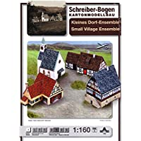 Aue-Verlag 15 x 21 x 12 cm Village Ensemble Model Kit (Small)