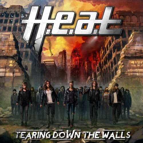 H.E.a.T: Tearing Down the Walls (Audio CD)