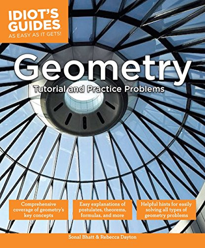 Geometry (Idiot's Guides)