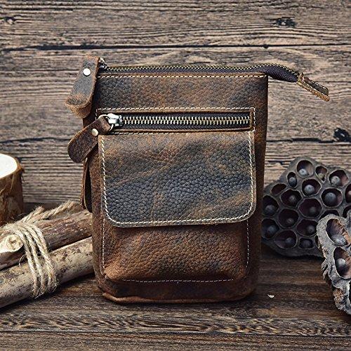 Mefly Europa Und Geldbeutel Outdoor Casual Schultertasche Geldbörse Handy In Den Vereinigten Staaten Männer Tasche C
