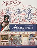 L'Alsace brodée au point de tige