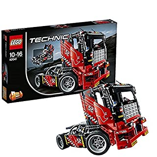 LEGO Technic 42041 - Renn-Truck (B00SBMS5LK) | Amazon price tracker / tracking, Amazon price history charts, Amazon price watches, Amazon price drop alerts