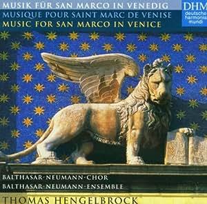 Musique pour la Basilique Saint Marc de Venise