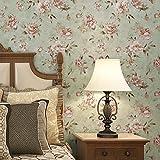 GFEI Non - woven Wallpaper / retro pueblo dormitorio Living Wall Wallpaper,Un