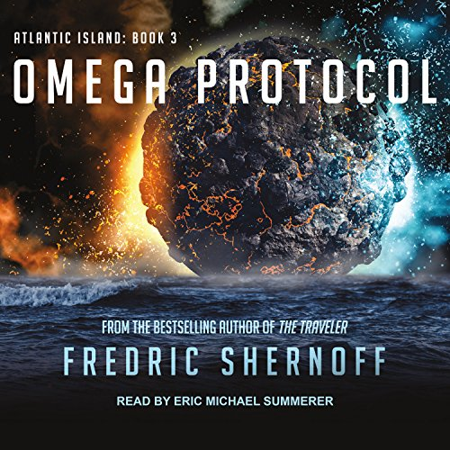 Omega Protocol (Atlantic Island Trilogy, Band 3)