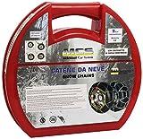 Melchioni 380008030 Catene da Neve per Auto Ca930 Omologate e Certificate TUV da 9 mm