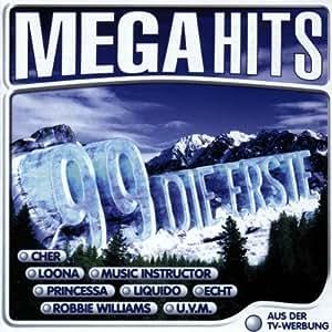 Megahits 99 die Erste