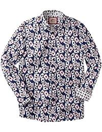 Joe Browns Men's Long Sleeved Shirt With Playing Card Print