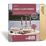 Jochen Schweizer Erlebnis-Box Candle-Light-Dinner für 2, über 80 Standorte in Deutschland, Romantisches Geschenk für 2…