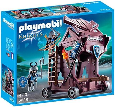 Playmobil - 6628 - Jeu - Tour D'Attaque Chevaliers | En Ligne