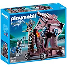 Playmobil Caballeros - Torre de Ataque de los Caballeros del Halcón (6628)