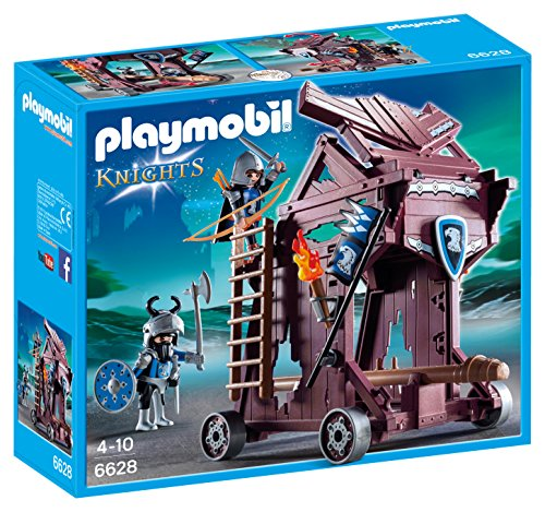 Playmobil Knights Building Figures, Multicolore, 6628