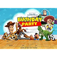 amazon co uk toy story invitations party supplies toys games