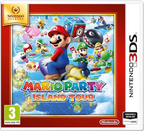 Mario Party Island Tour Nintendo Selects Nintendo 3DS